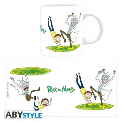 Mug / Tasse - Rick and Morty - Portail 2 - 320 ml - ABYstyle