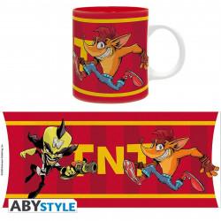 Mug / Tasse - Crash Bandicoot - Crash TNT - 320 ml - ABYstyle