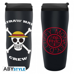 Mug de voyage - One Piece - Luffy - 35 cl - ABYstyle