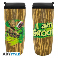 Mug de voyage - Marvel - I am Groot - 35 cl - ABYstyle