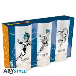 Set de 3 Verres - Dragon Ball Super - 29 cl - ABYstyle