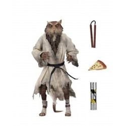Figurine - Les Tortues Ninja - 1990 Movie - Splinter - NECA