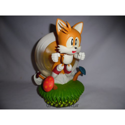 Figurine - Sonic the Hedgehog - Tails -30 cm - First 4 Figures