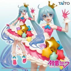 Figurine - Vocaloid - Hatsune Miku POP Idol 2020 ver. - Taito