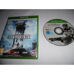 Jeu Xbox One - Star Wars Battlefront