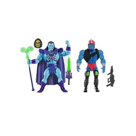 Figurine - Les Maitres de l'Univers MOTU - Origins - Keldor & Kronis - Mattel