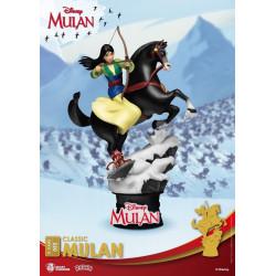 Figurine - Disney - D-Stage - Mulan 15 cm - Beast Kingdom Toys