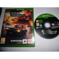 Jeu Xbox One - Fast & Furious Crossroads