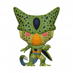 Figurine - Pop! Animation - Dragon Ball Z - Cell (First Form) - Funko