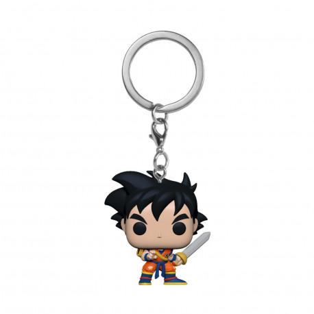 Porte-clé - Pocket Pop! Keychain - Dragon Ball Z - Gohan with Sword - Funko