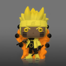 Figurine - Pop! Animation - Naruto Shippuden - Naruto Six Path Sage (Glow) - Funko