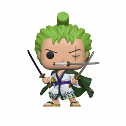 Figurine - Pop! Animation - One Piece - Roronoa Zoro - Funko