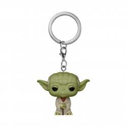 Porte-clé - Pocket Pop! Keychain - Star Wars - Yoda - Funko