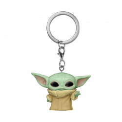 Porte-clé - Pocket Pop! Keychain - Star Wars The Mandalorian - The Child - Funko