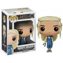 Figurine - Pop! Game of Thrones - Daenerys Targaryen (Blue) - N° 25 - Funko