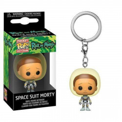 Porte-clé - Pocket Pop! Keychain - Rick and Morty - Morty Space Suit - Funko