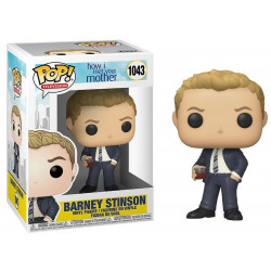 Figurine - Pop! TV - How I met your mother - Barney Stinson - N° 1043 - Funko