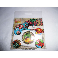 Badge - Marvel - Hulk - Pyramid International