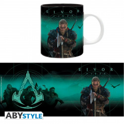 Mug / Tasse - Assassin's Creed - Eivor Valhalla - 320 ml - ABYstyle