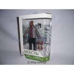 Figurine - Arrow - John Diggle - 17 cm - DC Collectibles