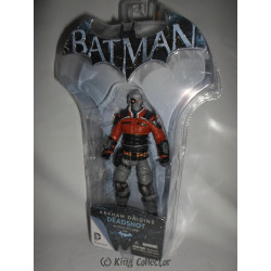 Figurine - Batman Arkham Origins - Serie 2 - Deadshot - DC Collectibles