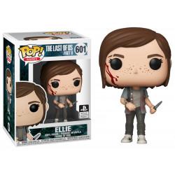 Figurine - Pop! Games - The Last of Us Part II - Ellie - N° 601 - Funko