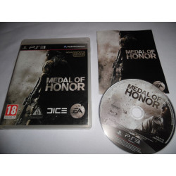 Jeu Playstation 3 - Medal of Honor - PS3