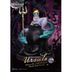 Figurine - Disney - La Petite Sirène - Master Craft Ursula - Beast Kingdom Toys