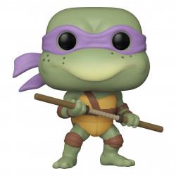 Figurine - Pop! Retro Toys - Teenage Mutant Ninja Turtles - Donatello - N° 17 - Funko
