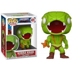 Figurine - Pop! Retro Toys - MOTU Masters of Universe - Kobra Khan - N° 41 - Funko
