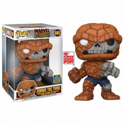 Figurine - Pop! Marvel - Zombie The Thing - 25 cm - N° 665 - Funko