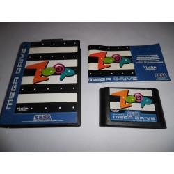 Jeu Mega Drive - Zoop