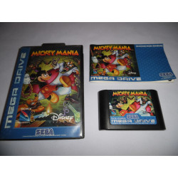 Jeu Mega Drive - Mickey Mania