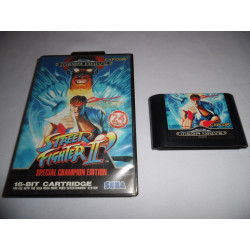 Jeu Mega Drive - Street Fighter II' Special Champion Edition
