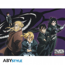 Poster - Fullmetal Alchemist - Pride - 52 x 38 cm - ABYstyle