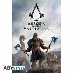 Poster - Assassin's Creed - Valhalla - 91.5 x 61 cm - ABYstyle