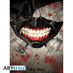 Poster - Tokyo Ghoul - Masque - 52 x 38 cm - ABYstyle