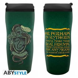 Mug de voyage - Harry Potter - Serpentard - 35 cl - ABYstyle