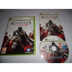Jeu Xbox 360 - Assassin's Creed II