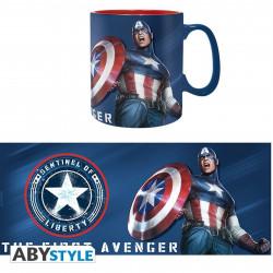 Mug / Tasse - Marvel - Sentinel of Liberty - 460 ml - ABYstyle