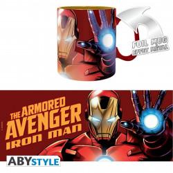 Mug / Tasse - Marvel - The Armored Avenger - 460 ml - ABYstyle