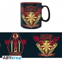 Mug / Tasse - Marvel - Captain Marvel - 460 ml - ABYstyle