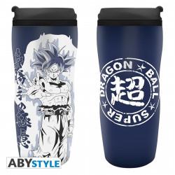 Mug de voyage - Dragon Ball Super - Goku Ultra Instinct - 35 cl - ABYstyle