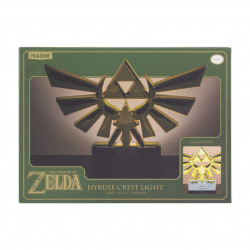 Lampe - The Legend of Zelda - Hyrule Crest Light - Paladone Products