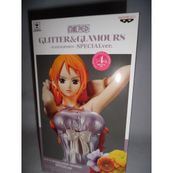 Figurine - One Piece - Glitter & Glamours - Nami Ver B - Banpresto