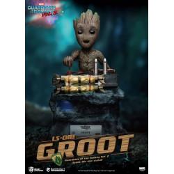Figurine - Marvel - Les Gardiens de la Galaxie - Master Craft Life Size Groot - Beast Kingdom Toys