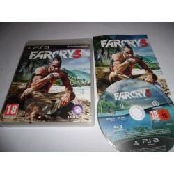 Jeu Playstation 3 - Far Cry 3 - PS3