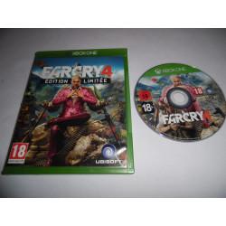 Jeu Xbox One - Far Cry 4