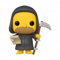 Figurine - Pop! TV - The Simpsons - Grim Reaper Homer - N° 1025 - Funko