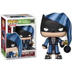 Figurine - Pop! Heroes - Holiday Batman as Ebenezer Scroodge - N° 355 - Funko